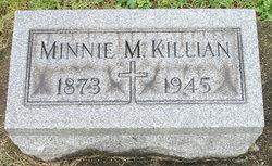 Minnie M Killian
