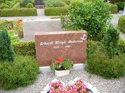 Hilda Elisabet <I>Klemmensen</I> Krogh Andersen
