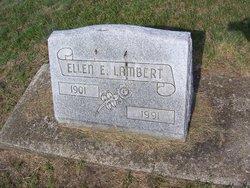 Ellen Eleanor <I>Romig</I> Lambert