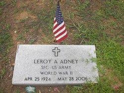 LeRoy Arthur Adney