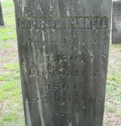 Capt William Haskell