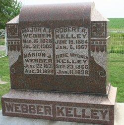 Orie <I>Webber</I> Kelley