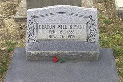 Deacon Will Bryant