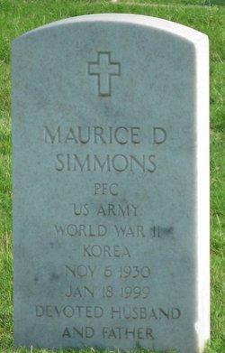 Maurice Denovis Simmons