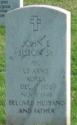 John Edward Sisson, Sr