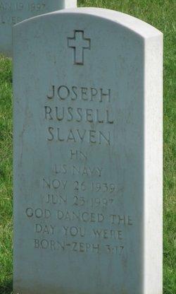 Joseph Russell Slaven