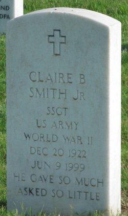 Claire Benjamin Smith, Jr