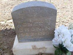 Agnes Virginia Cronin