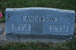 Isabelle V. <I>Carlson</I> Anderson