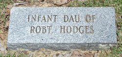 Infant Daughter Hodges