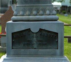 Hiram H Abbott