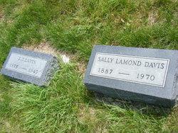 Sally <I>LaMond</I> Davis