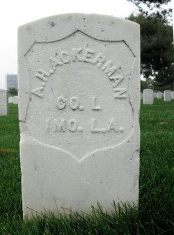 Alexander H. Ackerman