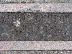 Alexis L Church