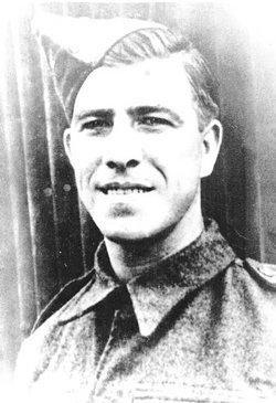 Private Stephen Richard Watson
