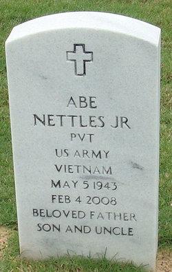 Abe Nettles, Jr