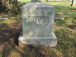 "Mary Elizabeth ""Mamie"" <I>Parks</I> Boyd"
