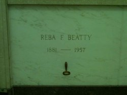 Reba May <I>Fullerton</I> Beatty