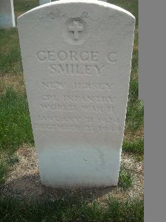 CPL George Clayton Smiley