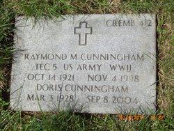 Raymond Maxwell Cunningham