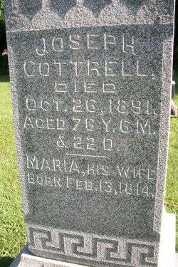Maria <I>Lloyd</I> Cottrell