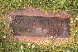 Norma Melissa <I>Nower</I> Utter