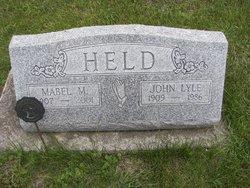 John Lyle Held