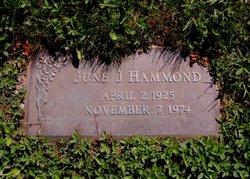 June J. Hammond