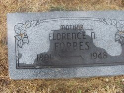 Florence Naomi <I>Ritchie</I> Forbes