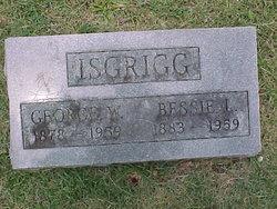 Bessie Lee <I>Smith</I> Isgrigg