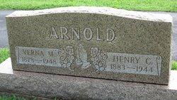 Verna Malissa <I>Clark</I> Arnold