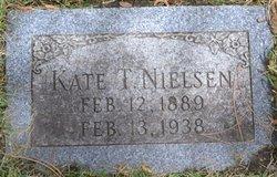 Kate Marie <I>Taylor</I> Nielsen