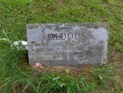 Cleo <I>Grant</I> Aldous
