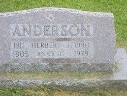 Herbert J Anderson
