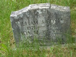 William J Boyle