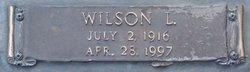 Wilson L. Alexander