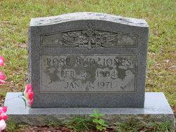 Rosebud Jones