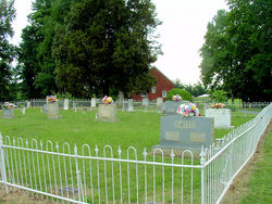 Smith Cemetery at Old Bethel Church