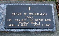 Stephen William Workman