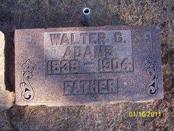 Walter G. Adams