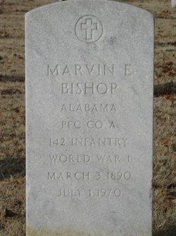 Marvin E Bishop
