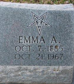 Emma Augusta <I>Reid</I> Dean