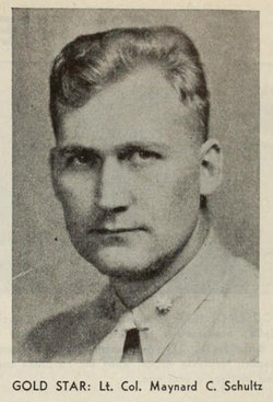 LTC Maynard Conrad Schultz