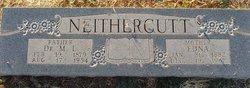 Edna Mae <I>Broadhurst</I> Neithercutt