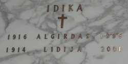 Algirdas Idika