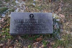 Willie Harvey Belton