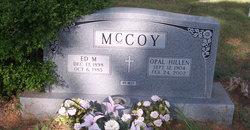 Opal <I>Hillin</I> McCoy