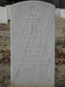 Ossie Lee Curry