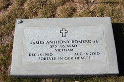 James Anthony Romero, Sr