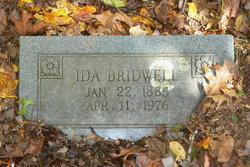 Ida <I>Parrott</I> Bridwell